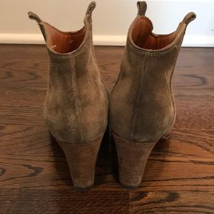 Isabel Marant Shoes - Wheat Color. Isabel Marant Bootie. Size 39